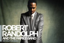 Robert Randolph & the Family Band, 'We Walk This Road' (Warner Bros.)