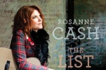 Rosanne Cash, 'The List' (Manhattan)