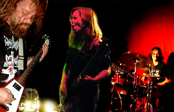 Metal Mayhem Visits Columbus, Ohio