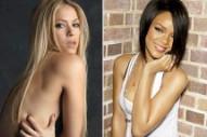 New Albums from Shakira, Rihanna & More!