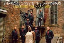 Sharon Jones & the Dap-Kings, 'I Learned the Hard Way' (Daptone)