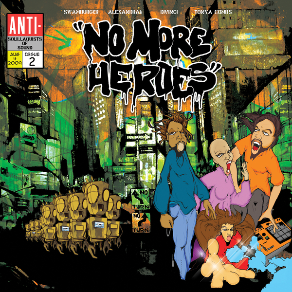 Solillaquists of Sound, 'No More Heroes' (Anti-)
