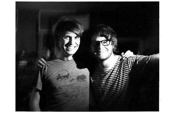 Chris Walla & Michael Benjamin Lerner