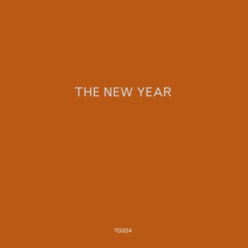 The New Year, 'The New Year' (Touch and Go)
