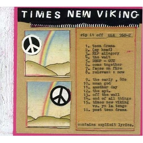 Times New Viking, 'Rip It Off' (Matador)