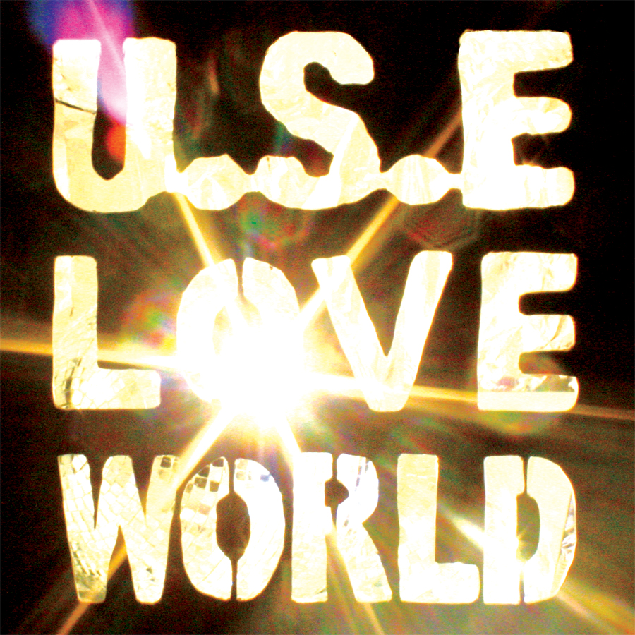 U.S.E, 'L O V E W O R L D' (Mannheim Worldwide)