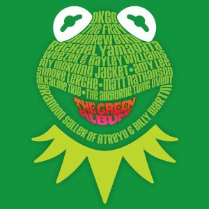 Various Artists, 'Muppets: The Green Album' (Walt Disney)