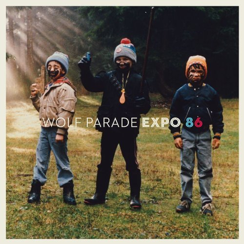 Wolf Parade, 'Expo 86′ (Sub Pop)