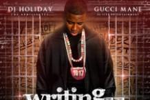 Gucci Mane, 'Writing on da Wall' (So Icey)