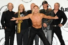 The Stooges without Iggy Pop Re-Licked Album Ariel Pink Mark Lanegan