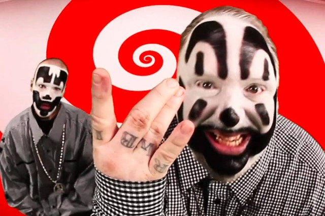 Insane Clown Posse clownin video ICP Kreayshawn Danny Brown