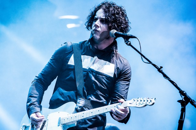 Jack White National Recording Preservation Foundation donation