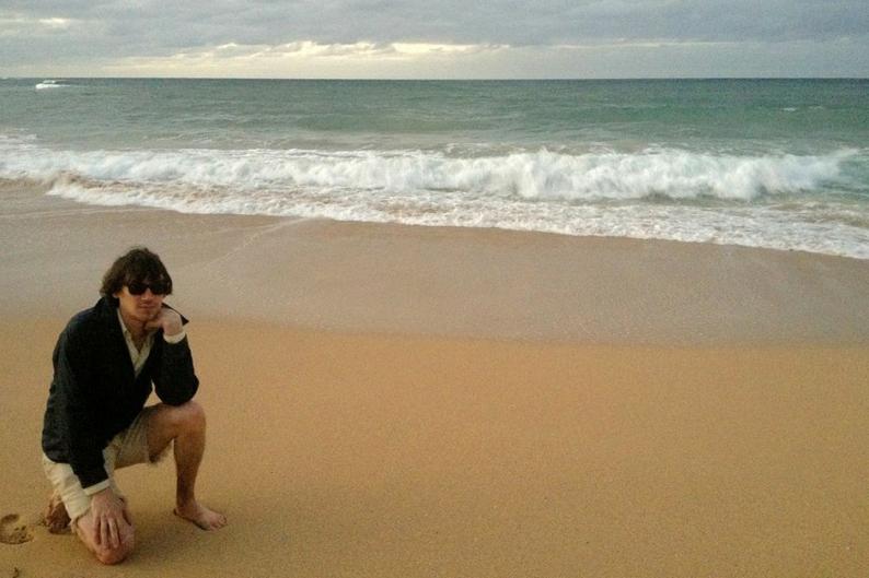 Jay Arner 'Surf Don't Sink' Stream