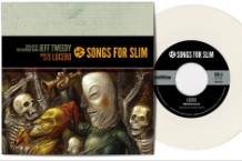 Jeff Tweedy Lucero Songs for Slim single EP