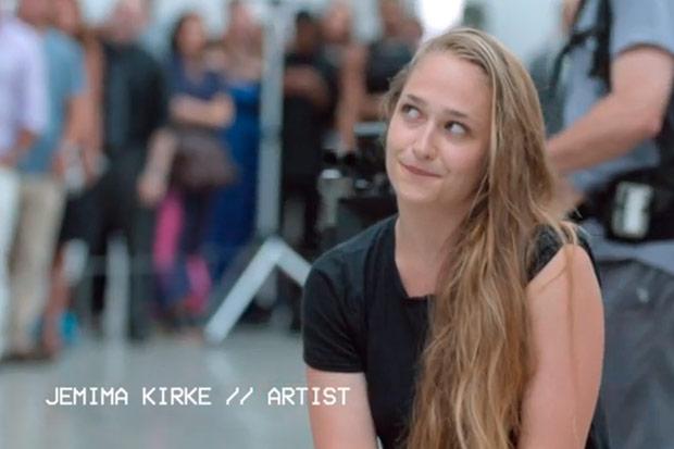 Jay Z Jemima Kirke Girls Picasso Baby