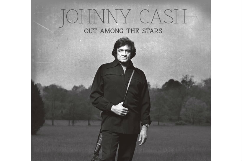Johnny Cash Elvis Costello Remix 'She Used to Love Me a Lot' 'Out Among the Stars'