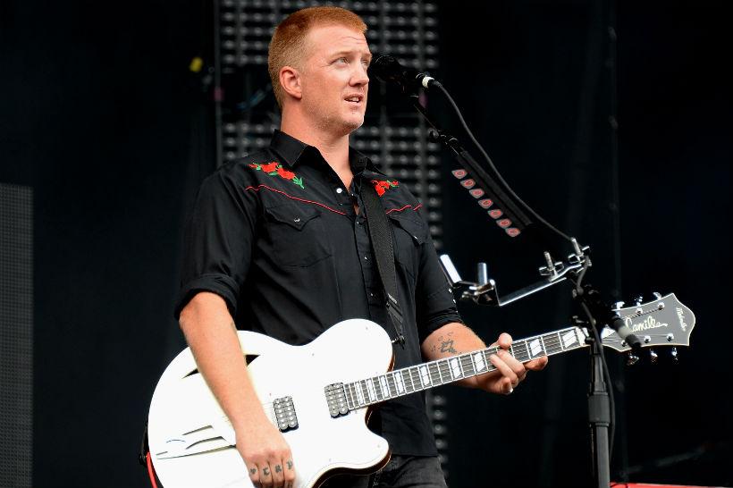 Josh Homme Fuck the Grammys Kyuss Lawsuit