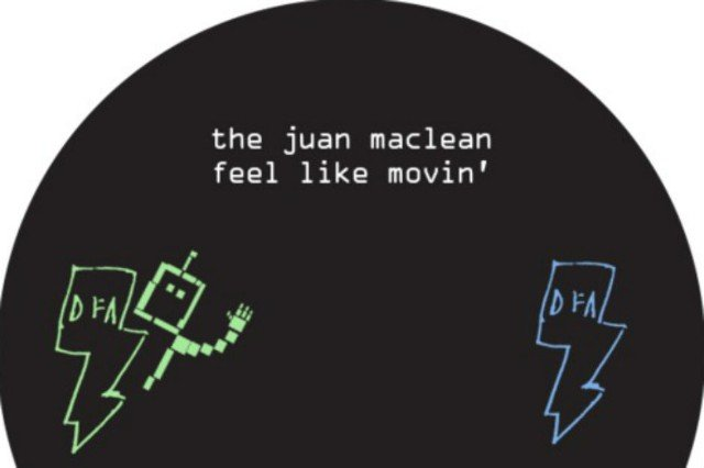 Juan MacLean, LCD Soundsystem, Nancy Whang, 'Feel Like Movin'' DFA