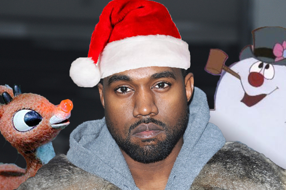 Somebody Re-Wrote Kanye West\'s \'Yeezus\' With Christmas-Themed Lyrics ...
