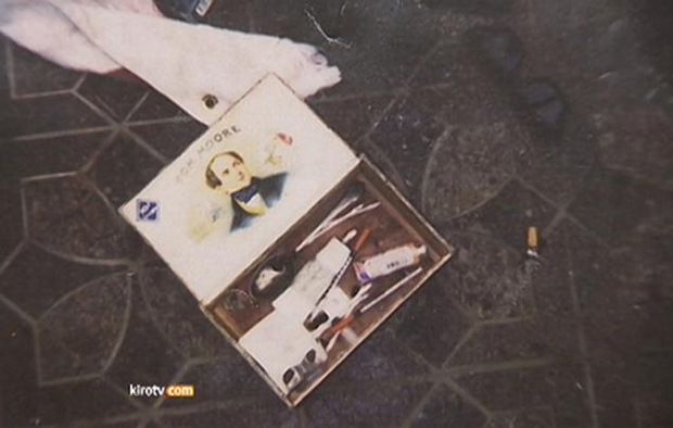 Kurt Cobain Death Scene Photos Unreleased Suicide