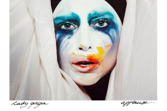 Lady Gaga applause contest london purchase