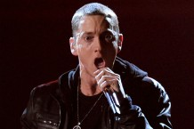 Lollapalooza Lineup Headliners Eminem Kings of Leon