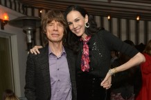 L'Wren Scott Dead Suicide Mick Jagger Girlfriend