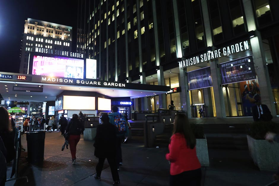 Madison Square Garden Ordered To Find New Home Within 10 Years Spin