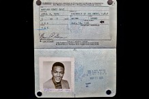 Marvin Gaye Passport 'Antiques Roadshow'
