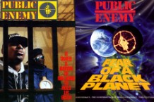 Public Enemy, It Takes A Nation Of Millions To Hold Us Back, Fear Of A Black Planet