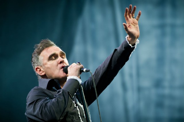 Morrissey Autobiography Pulled Canceled Penguin Content Disagreement
