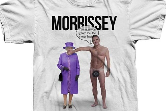 Morrissey, T-shirt
