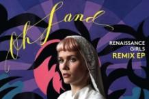 Oh Land Renaissance Girls Nick Zinner Remix wish bone