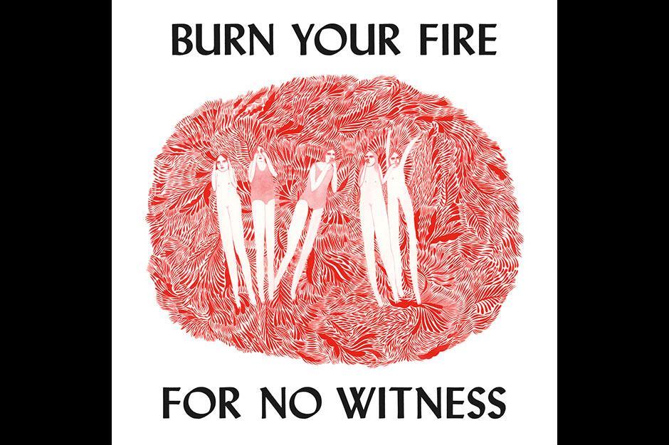Angel Olsen - <i>Burn Your Fire For No Witness</i> (Jagjaguwar)