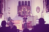 Phosphorescent Takes 'Terror in the Canyons' to Church for 'Muchacho de Lujo'