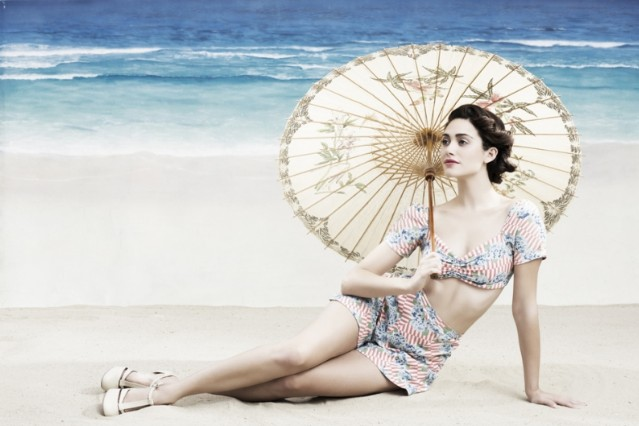 Emmy Rossum / Photo by Sam Jones
