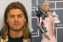 puddle of mudd wes scantlin arrested mugshot buzzsaw gun girl sasha gradiva
