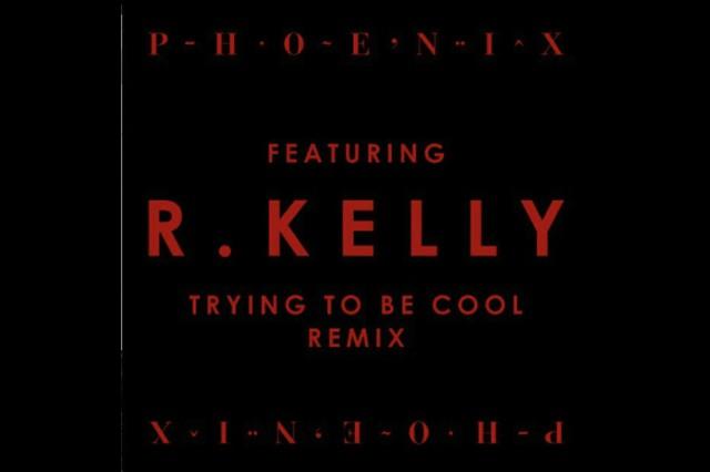 R Kelly Phoenix remix tryingto be cool