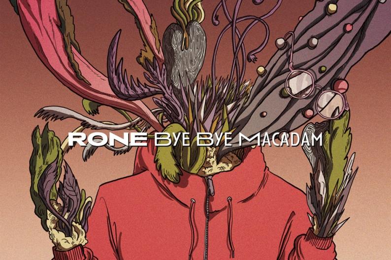 'Bye Bye Macadam' Cover Art