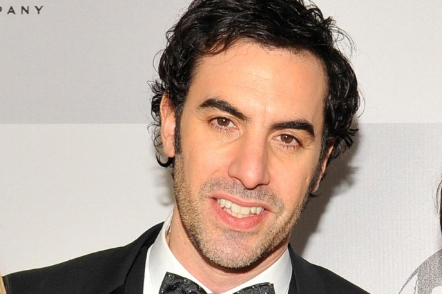 Sacha Baron Cohen Freddie Mercury movie queen