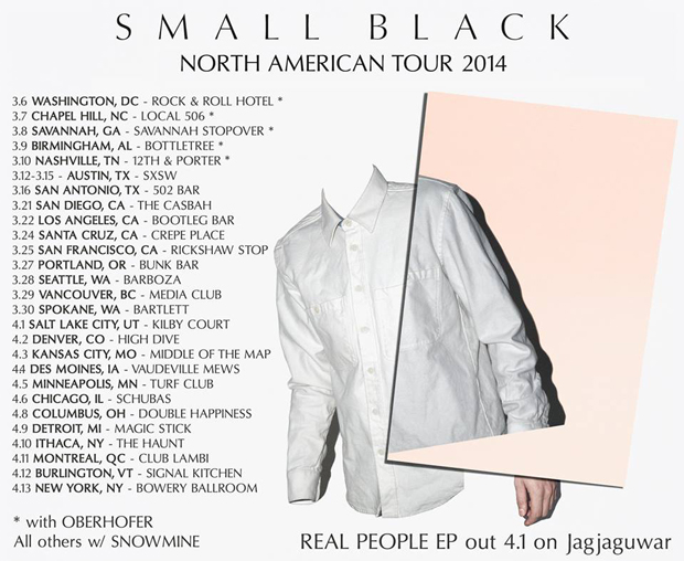 Small Black Real People EP Stream Frankie Rose