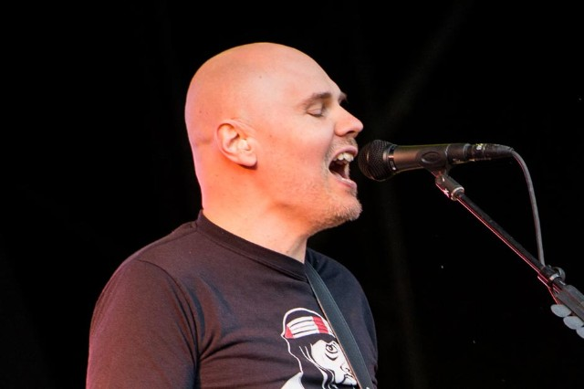 Smashing Pumpkins Aeroplane box set concert stream