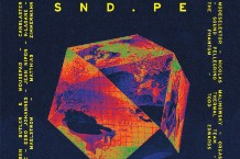 SND.PE vol. 01 Cover Art