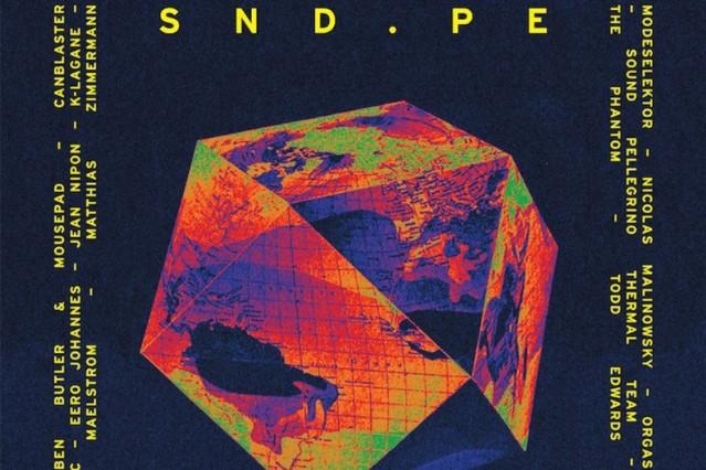 SND.PE vol. 01 Cover Art