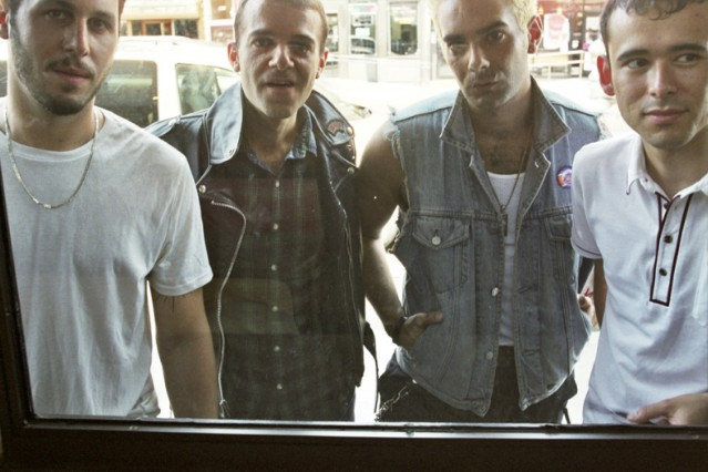 The So So Glos / Photo by Boogie