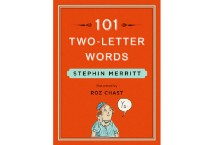Magnetic Fields Stephin Merritt Scrabble Poetry Book 101 Two-Letter Words W.W. Norton