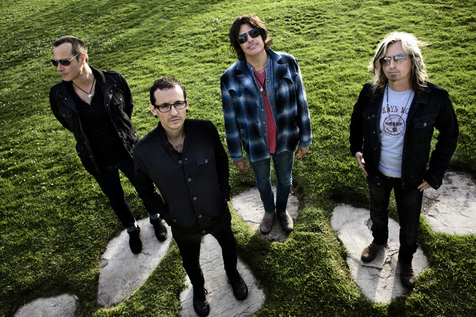 Stone Temple Pilots and Chester Bennington Plot 'High Rise' EP