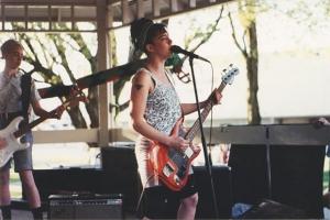 Bikini Kill, 1991