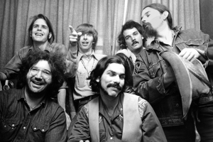 The Grateful Dead / Photo by Getty Images