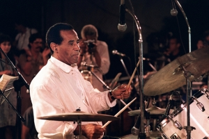 Max Roach / Photo by Getty Images